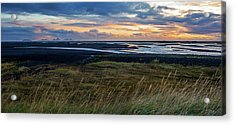 Acrylic Print featuring the photograph Icelandic Coast by Brad Scott