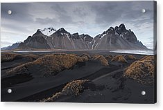 Acrylic Print featuring the photograph Mountain Landscape by Michalakis Ppalis