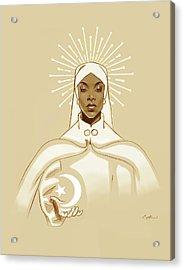 Icon Acrylic Print