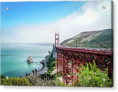Iconic Bridge Acrylic Print