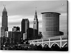 Iconic Cleveland Acrylic Print