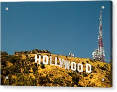 Iconic Shot - Beachwood Canyon Acrylic Print