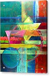 Iconography II Acrylic Print