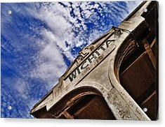 Acrylic Print featuring the photograph Ict by Brian Duram