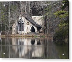 Ida Cason Callaway Memorial Chapel Acrylic Print