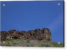 Acrylic Print featuring the photograph Idaho Landscape by Dart Suze Humeston