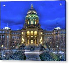 Idaho's Liberty Bell Acrylic Print