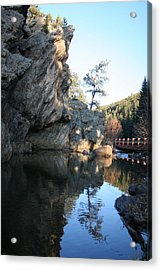 Ideal Acrylic Print by Cassandra Wessels