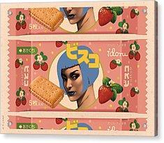 Idoru Sweets Acrylic Print