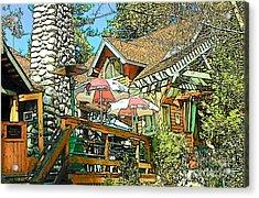 Idyllwild - Cafe Aroma Acrylic Print