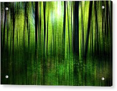 If A Tree Acrylic Print