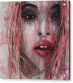 If I Can Dream  Acrylic Print by Paul Lovering
