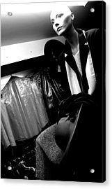 If I Could Move On My Own Acrylic Print by Jez C Self
