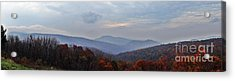 If I Were A Bird    Shenandoah Nation Park Acrylic Print