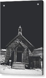 If You Should Pass Through These Doors Acrylic Print by Laurie Search
