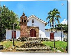 Iglesia De San Antonio Acrylic Print