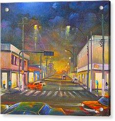 Iguaba Grande Acrylic Print by Leomariano artist BRASIL