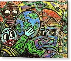 Ikembe's Dream Acrylic Print