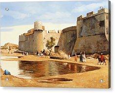 Il Castello Acrylic Print
