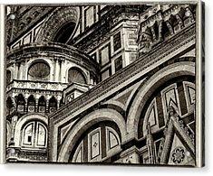 Il Duomo Di Firenze Acrylic Print