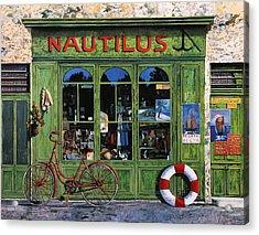 Il Nautilus Acrylic Print