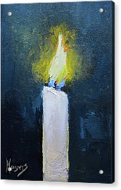 Illumine Acrylic Print by Mike Moyers