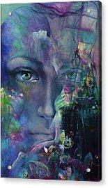 Illusion  Acrylic Print by Dorina Costras