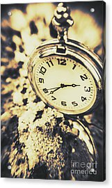 Illusive Time Acrylic Print