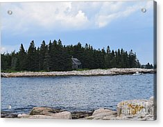 Images From Maine 3 Acrylic Print