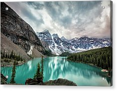 Imaginary Lake Acrylic Print