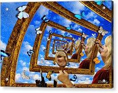 Imaginations Acrylic Print