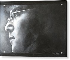Imagine Acrylic Print by Lorraine Ulen