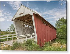 Imes Covered Bridge Acrylic Print