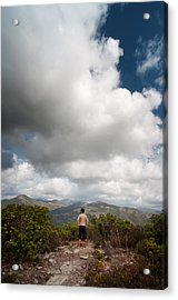 Acrylic Print featuring the photograph Immensity by Laura Melis