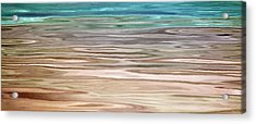Immersed - Abstract Art Acrylic Print