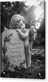 Immortality Acrylic Print