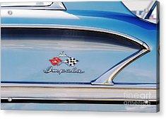 Impala Style Acrylic Print by Tim Gainey