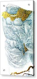 Imperor 2 Acrylic Print by Valeriy Mavlo