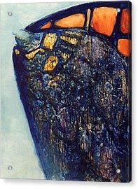 Imperor Acrylic Print by Valeriy Mavlo