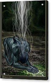 Impetus Acrylic Print
