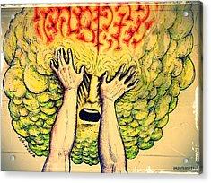 Imposition Of Desires Acrylic Print by Paulo Zerbato