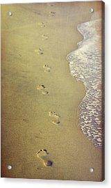 Impression Imprints Acrylic Print by JAMART Photography