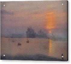 Impression Solent Leviathans Acrylic Print