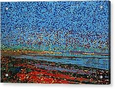 Impression - St. Andrews Acrylic Print
