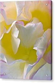 Impressions From Heaven I Acrylic Print by Artecco Fine Art Photography