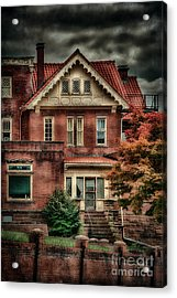 In All Her Glory Acrylic Print by Lois Bryan