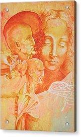 In Between Acrylic Print