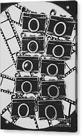 In Camera Art Acrylic Print