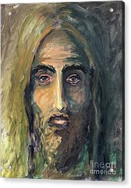 In Christ Alone Acrylic Print