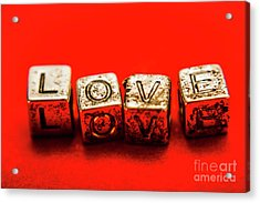 In Enduring Love Acrylic Print